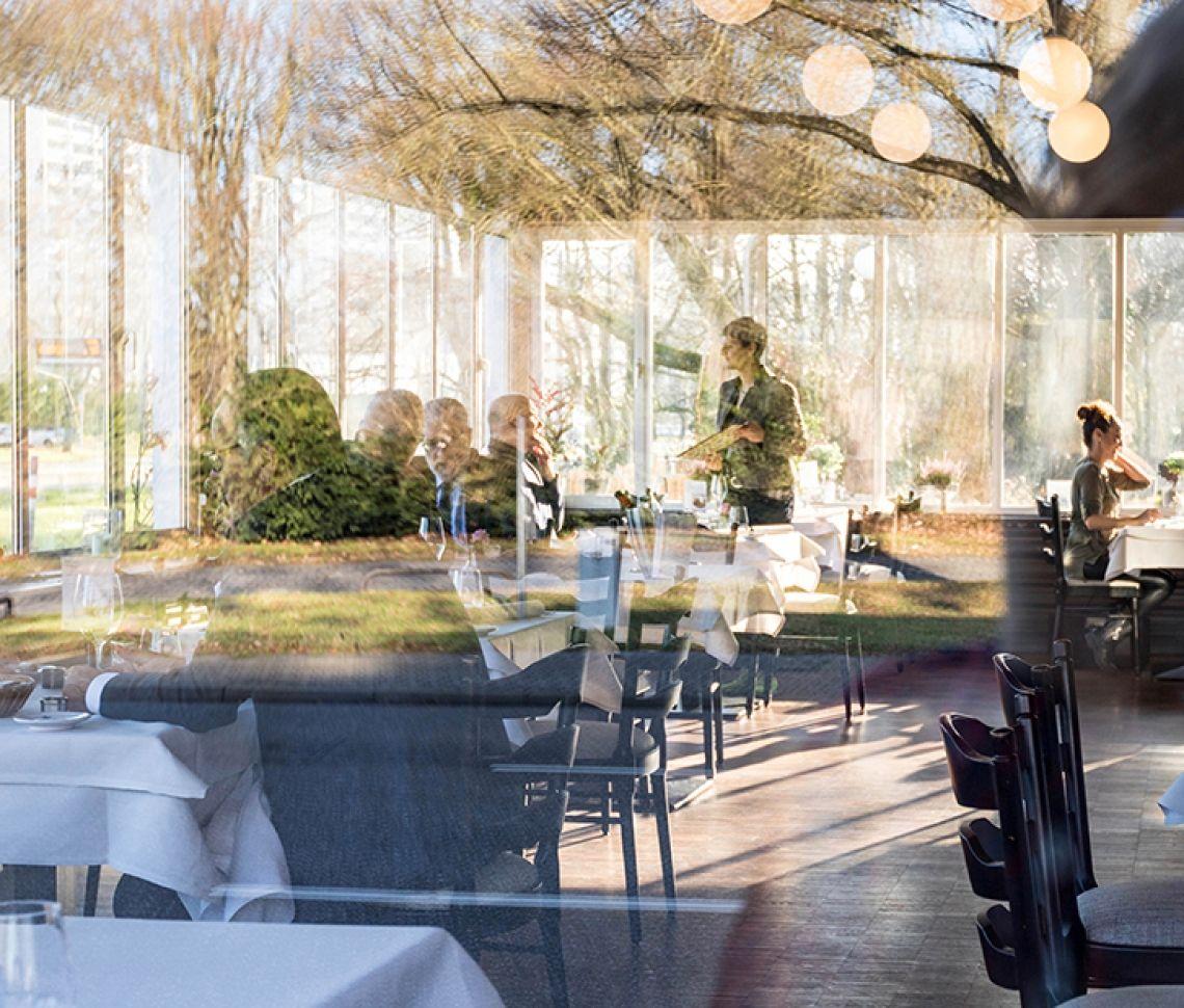 ERASMUS Restaurant & Laden