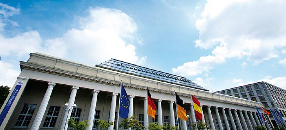 Kongresszentrum Karlsruhe