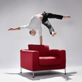Andalousi - Handstand Equilibristik