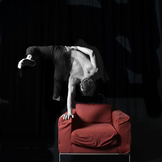Photo: Toofan Hashemi Andalousi Elakel präsentiert atemberaubende Verbiegungen.