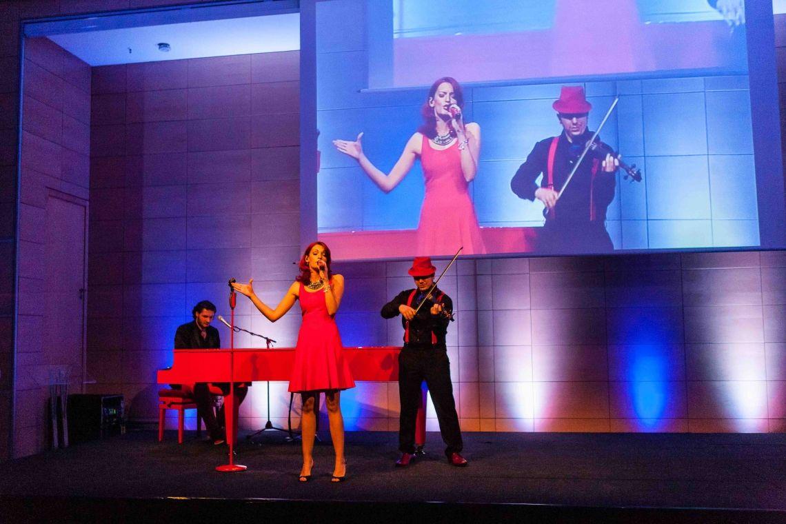 ANNRED Trio Live in Erfurt