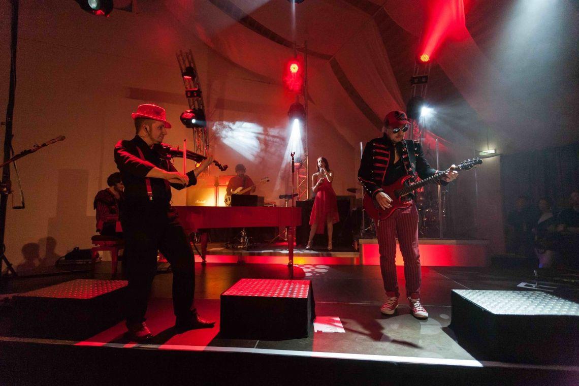 ANNRED XXL Live in Zürich