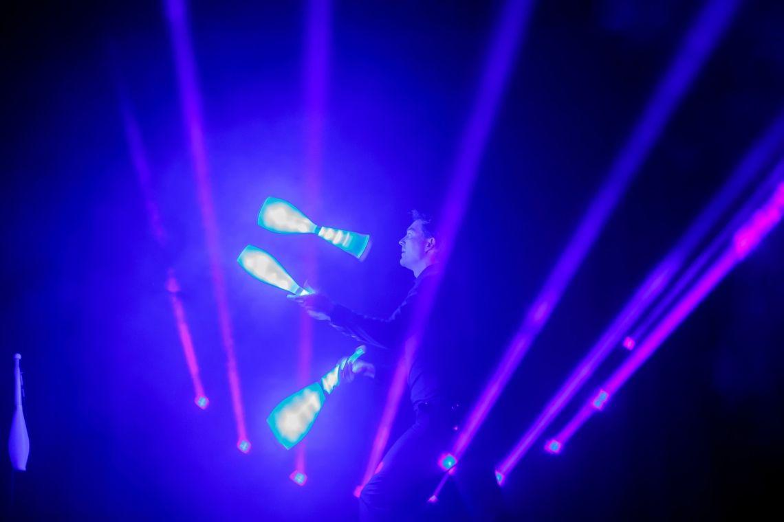 Laser-Performance