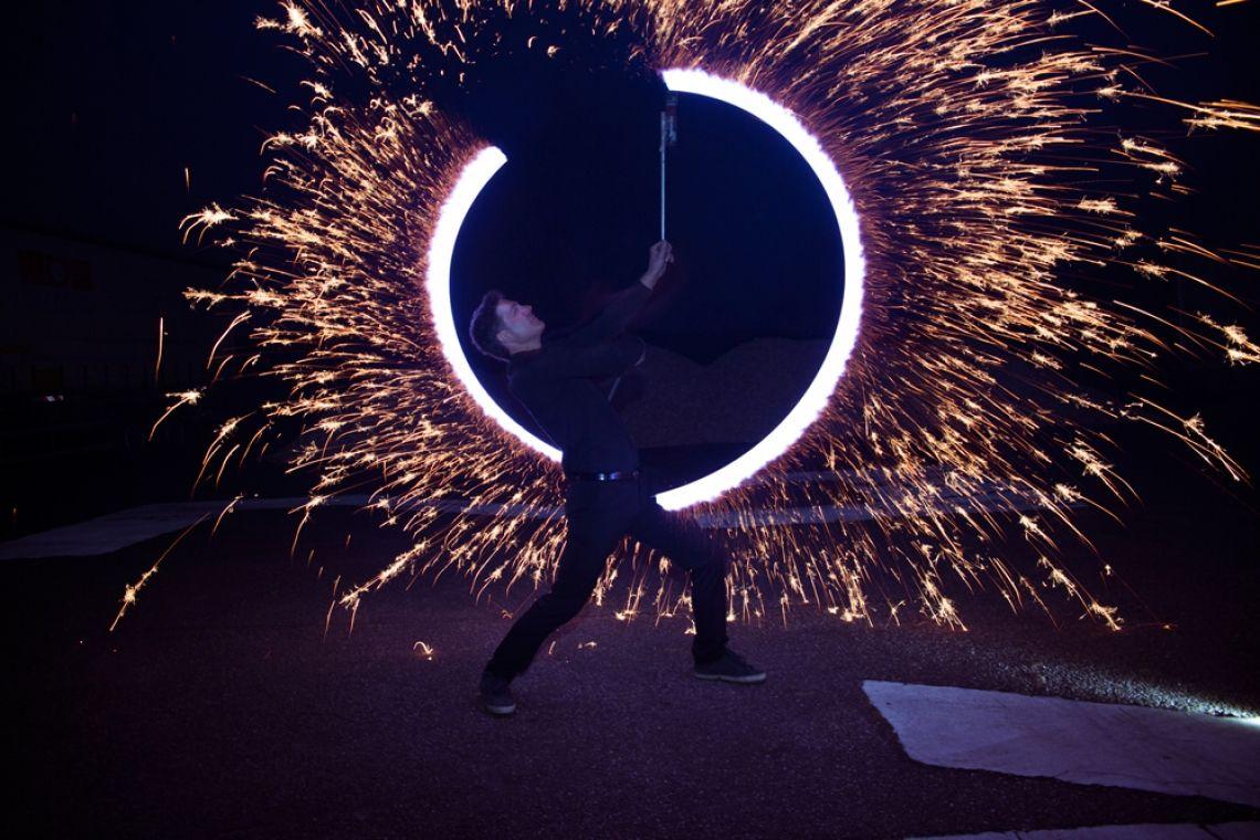 0 Feuershow - Pyro-Effekte