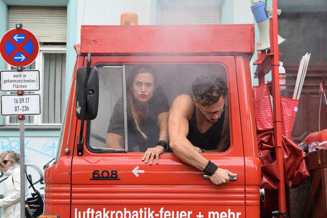Duo Charisma & FeuerWer? Next Generation