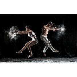 Duo Charisma & FeuerWer? Next Generation Partnerakrobatik und Straßentheater