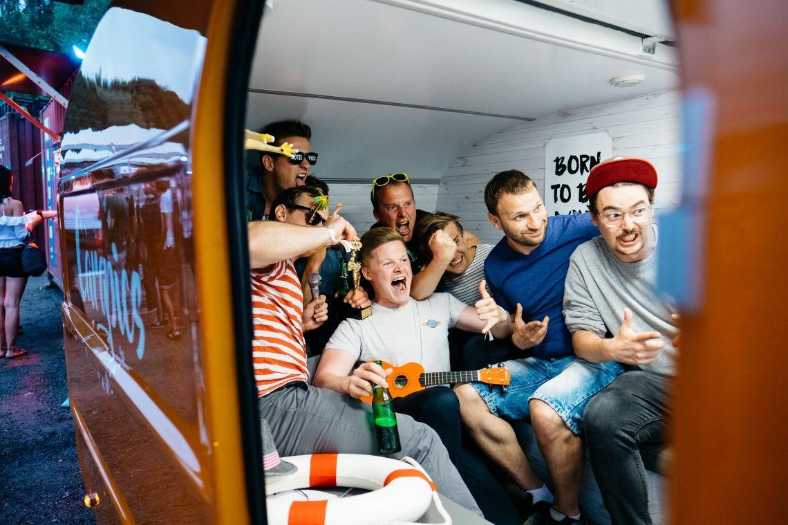 Carapics - Fotocaravan aus Hamburg Fotocredit @ Pablo Heimplatz