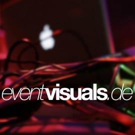 eventvisuals.de  vj  und dj für ihren event oder messe