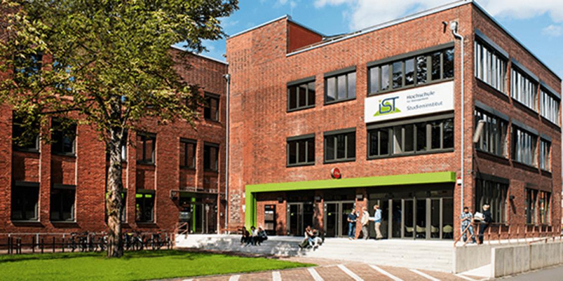 IST-Hochschule /IST-Studieninstitut, Gebäude