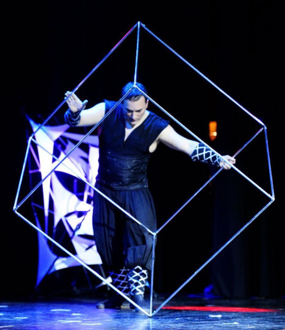 Andrew Scordilis Cube-Manipulation