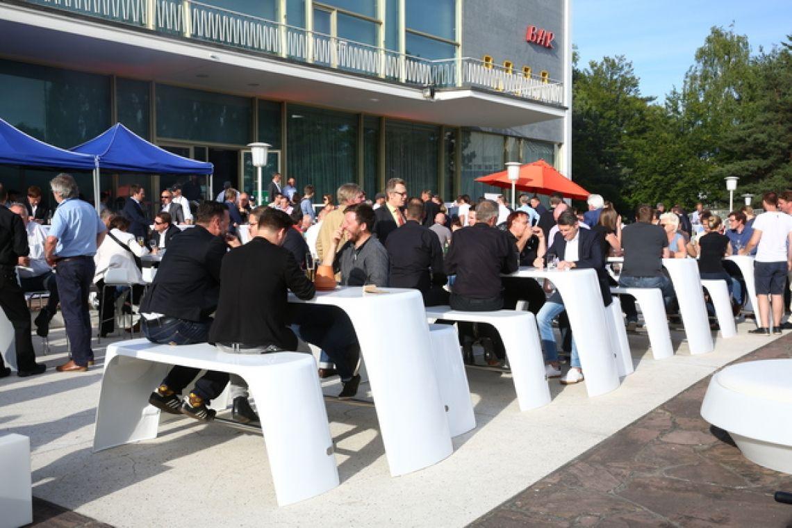 Stage Set Scenery / Messe Berlin GmbH