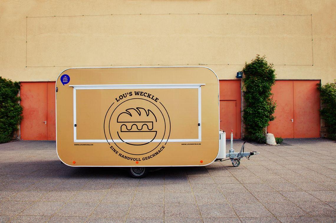 Foodtruck Louise Stuttgart
