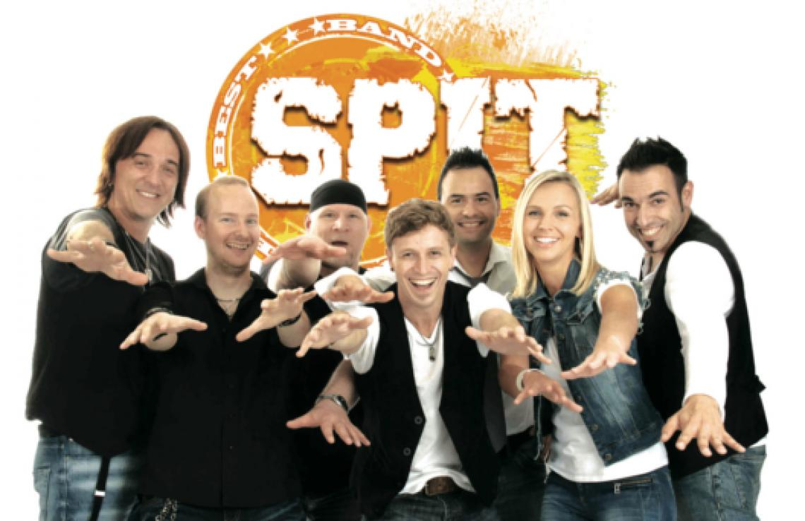 SPIT - Partyband, Coverband, Eventband