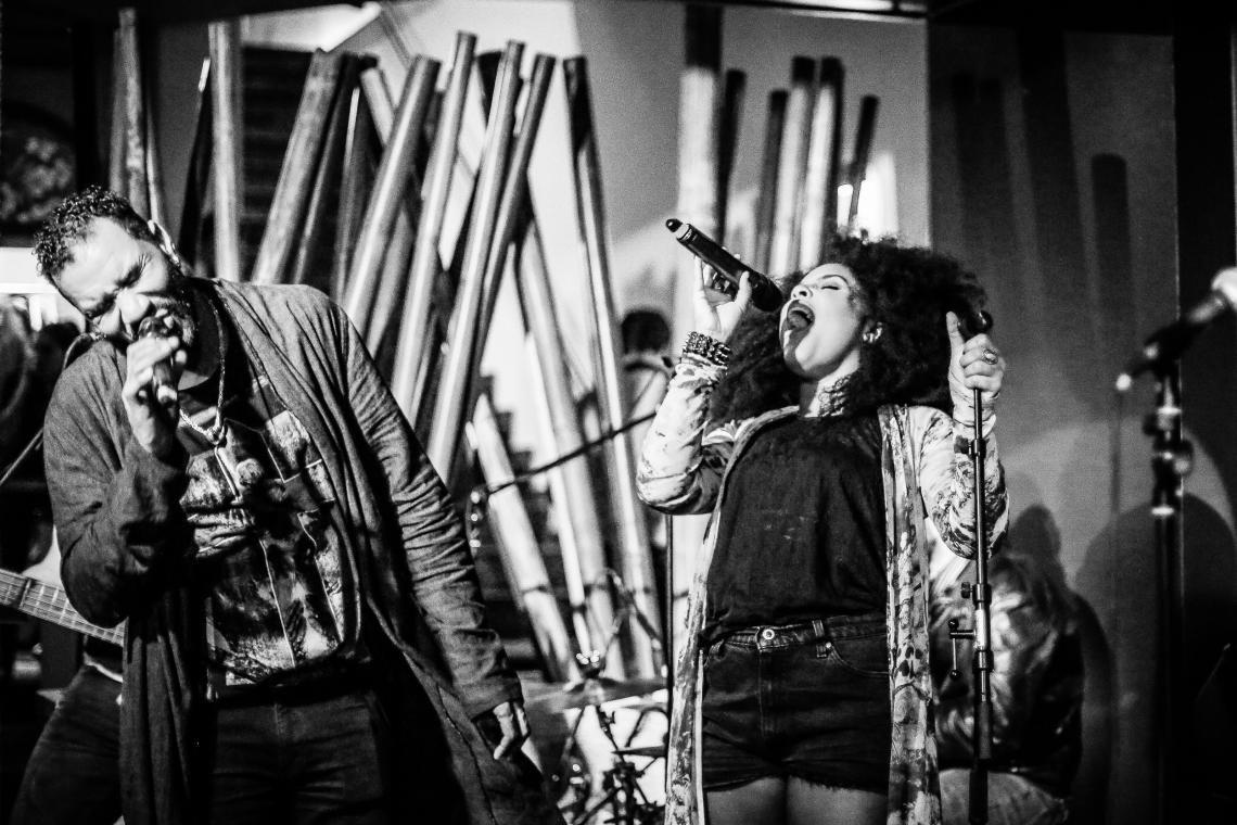 Clubauftritt KKCB mit Rola & Elliott