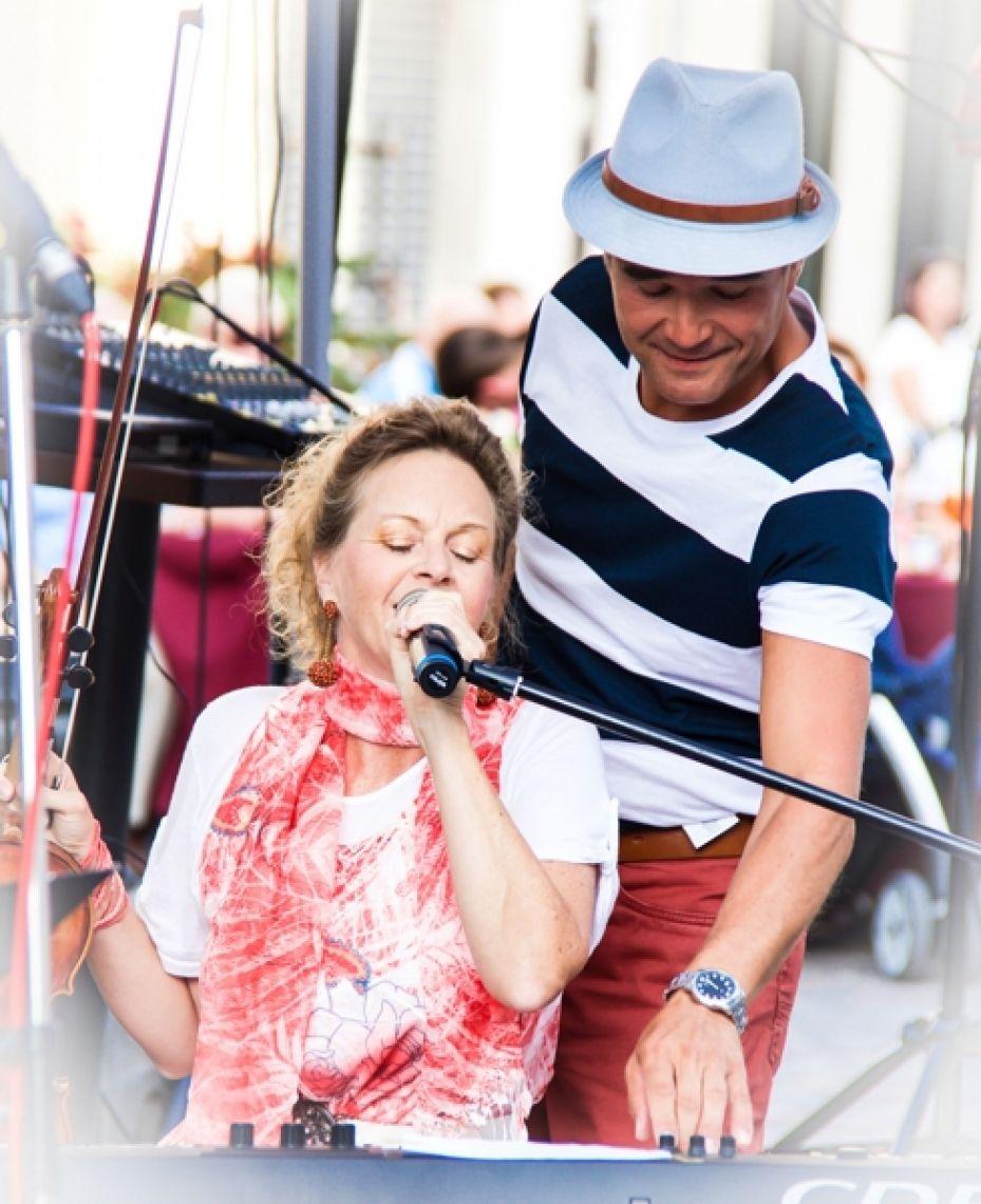 Manon & Armin auch als Duo unschlagbar!