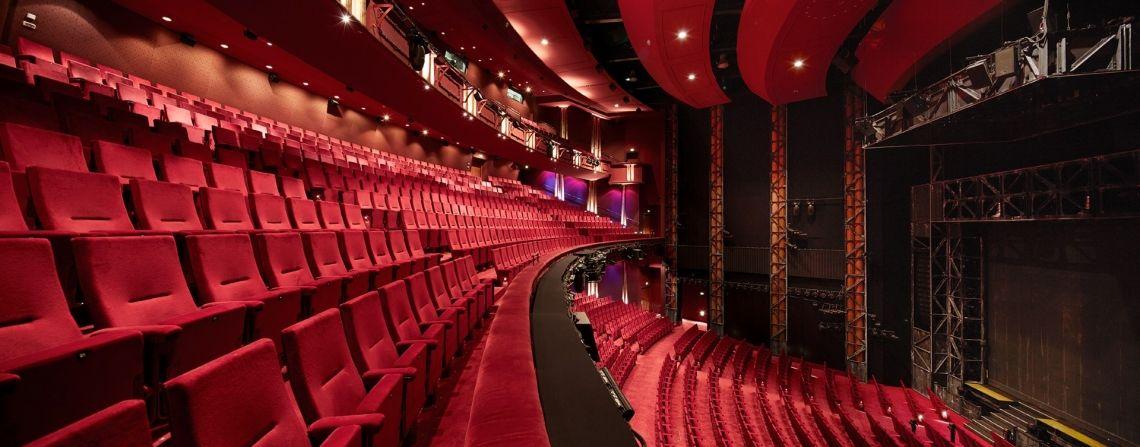 Stage Palladium Theater Theatersaal