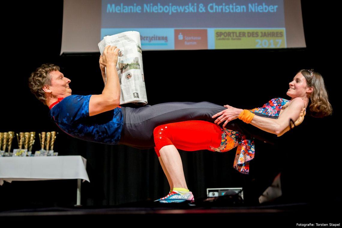 Comedy-Akrobatik