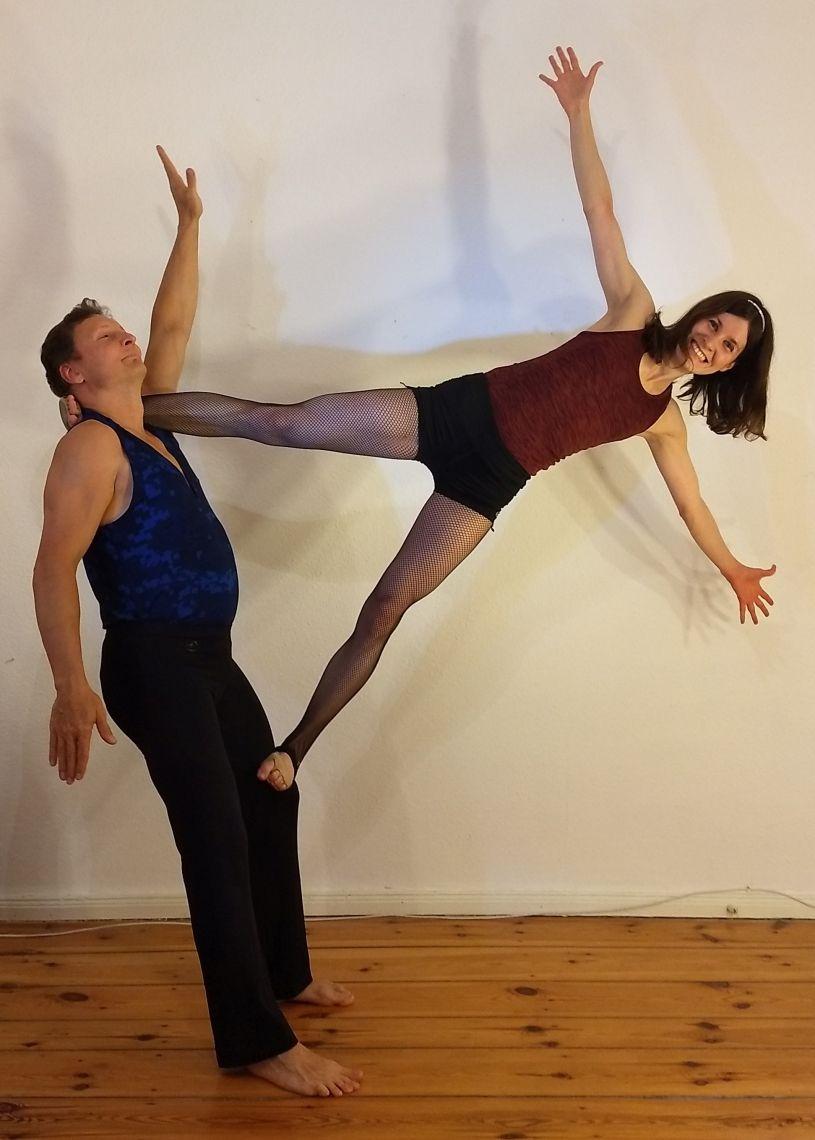 Tanz-Akrobatik
