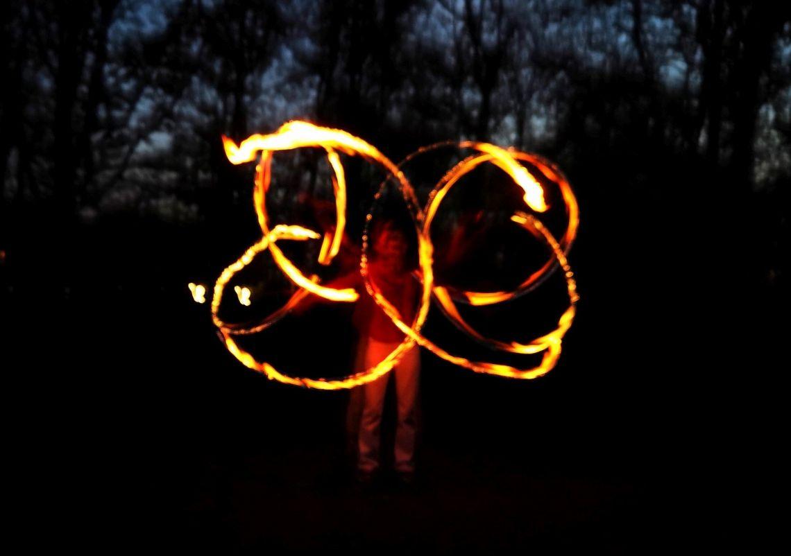 Duo Feuershow