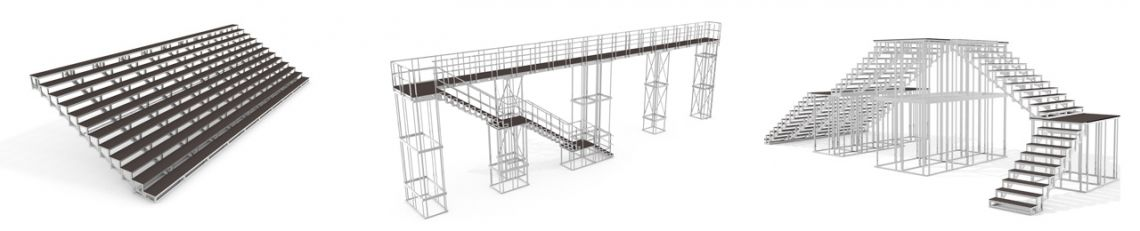 VENTUM S - Systemanbieter für Bühnenbild