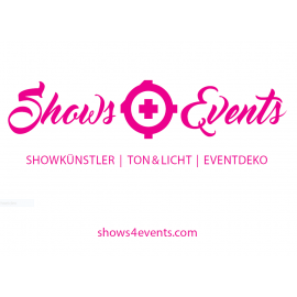 Shows4Events by FeuMixx