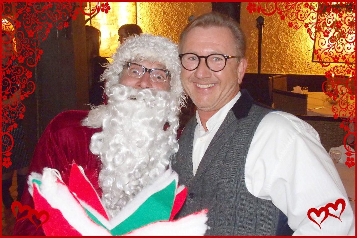 Weihnachtsmann Willy Wichtig Zum Weihnachts-Feste - Nur das Beste!! ;-)