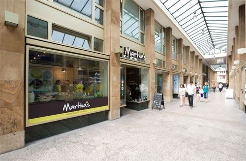 Martha's Gastronomiebetriebe GmbH