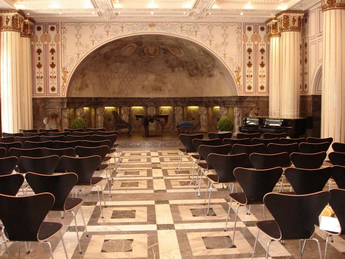 Marmorsaal im Weißenburgpark GmbH