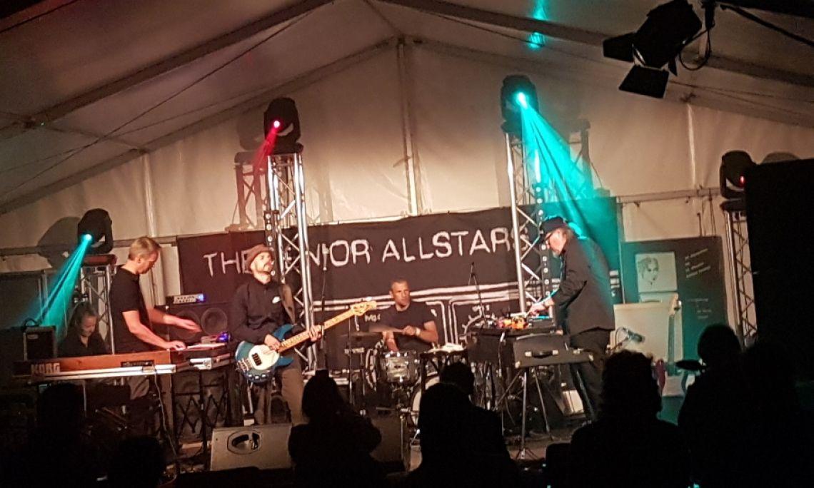The Senior Allstars - Mit Droste in Dub (2018)