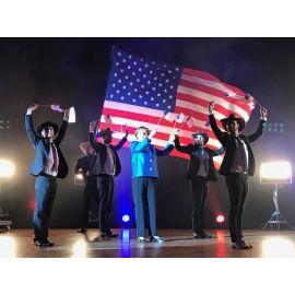 Martina Hill Show Choreografie und Tänzer Cast