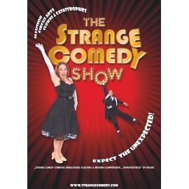 Strange Comedy EXPECT THE UNEXPECTED!