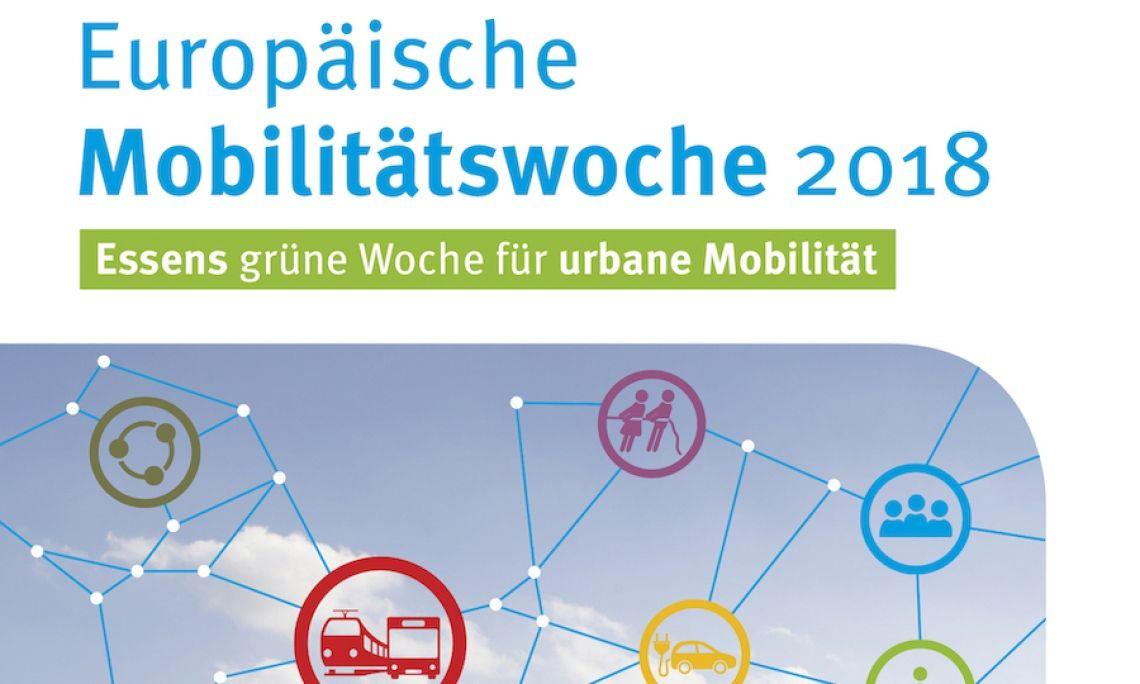 Europäische Mobilitätswoche 2018 - Plakat