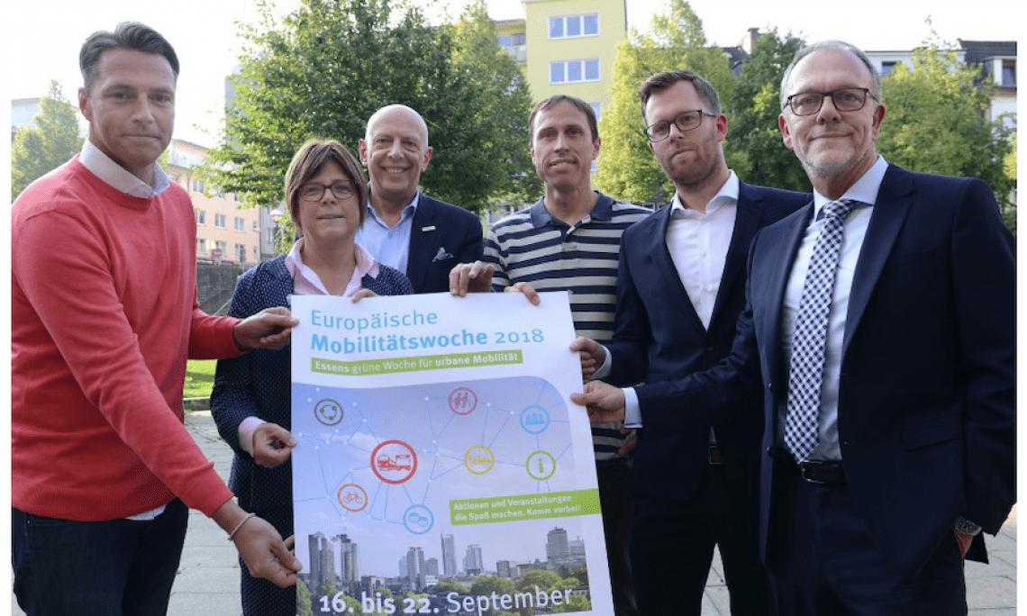 Europäische Mobilitätswoche 2018 - Pressekonferenz