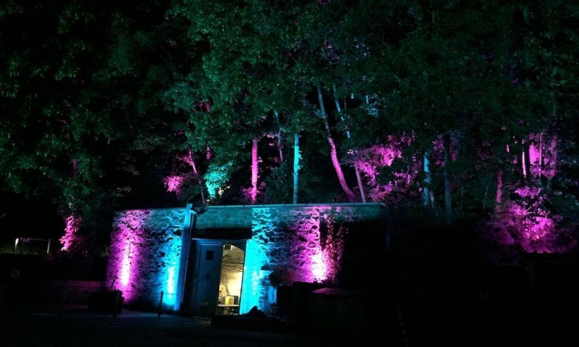 Illuminierung - Beleuchtung - Outdoor