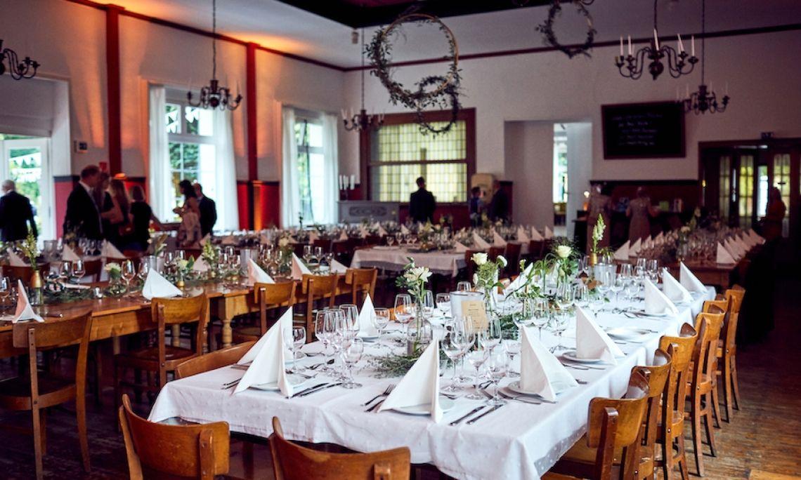 Private Feier - Hochzeit - Essen