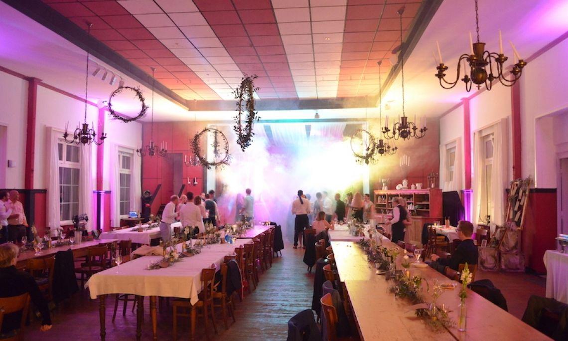Private Feier - Hochzeit - Party