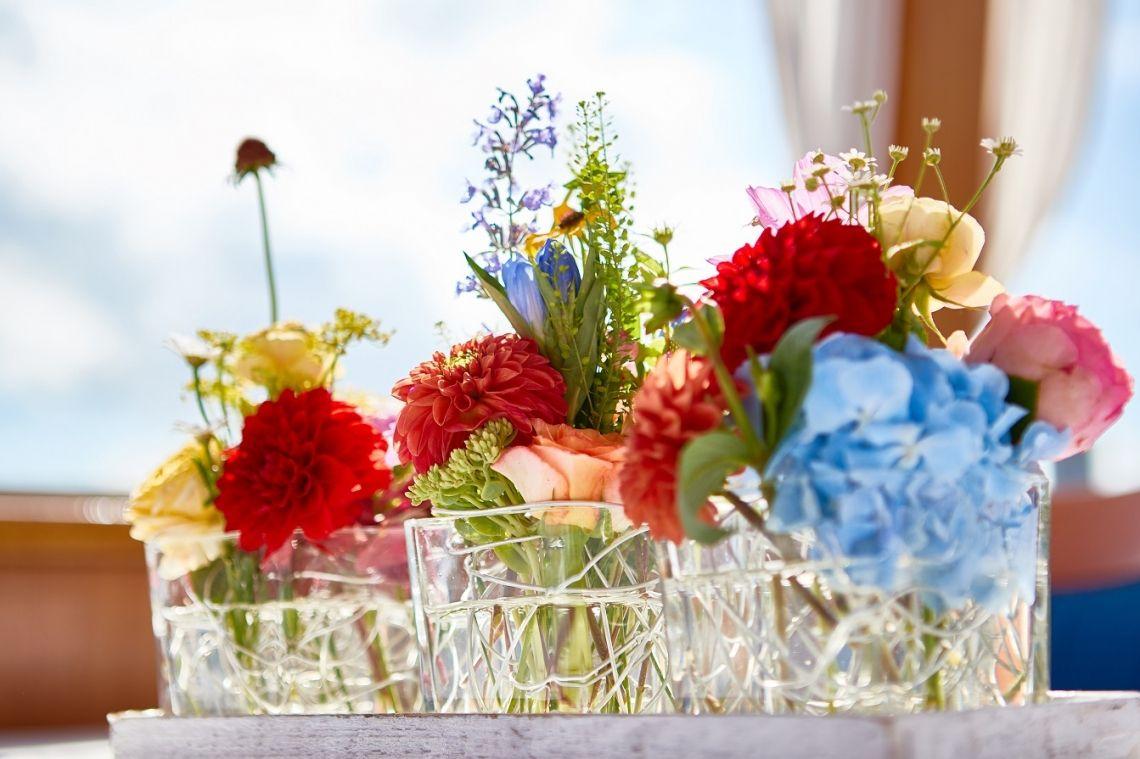 Blumen Blumenarrangement