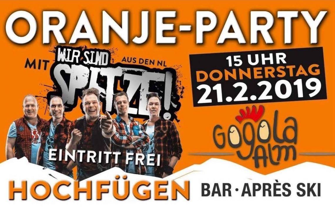 Österreich Party