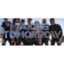 TAKING TOMORROW - live event band