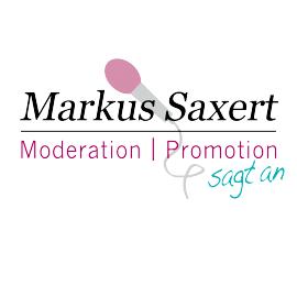 Moderation Markus Saxert -  Ihr Profi-Moderator / Promoter