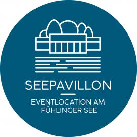 Seepavillion Eventlocation am Frühlinger See