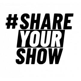 #SHAREYOURSHOW  powered by SANOSTRA