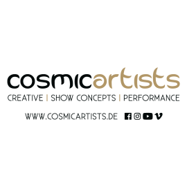 COSMIC ARTISTS Creative I Show Concepts I Performance