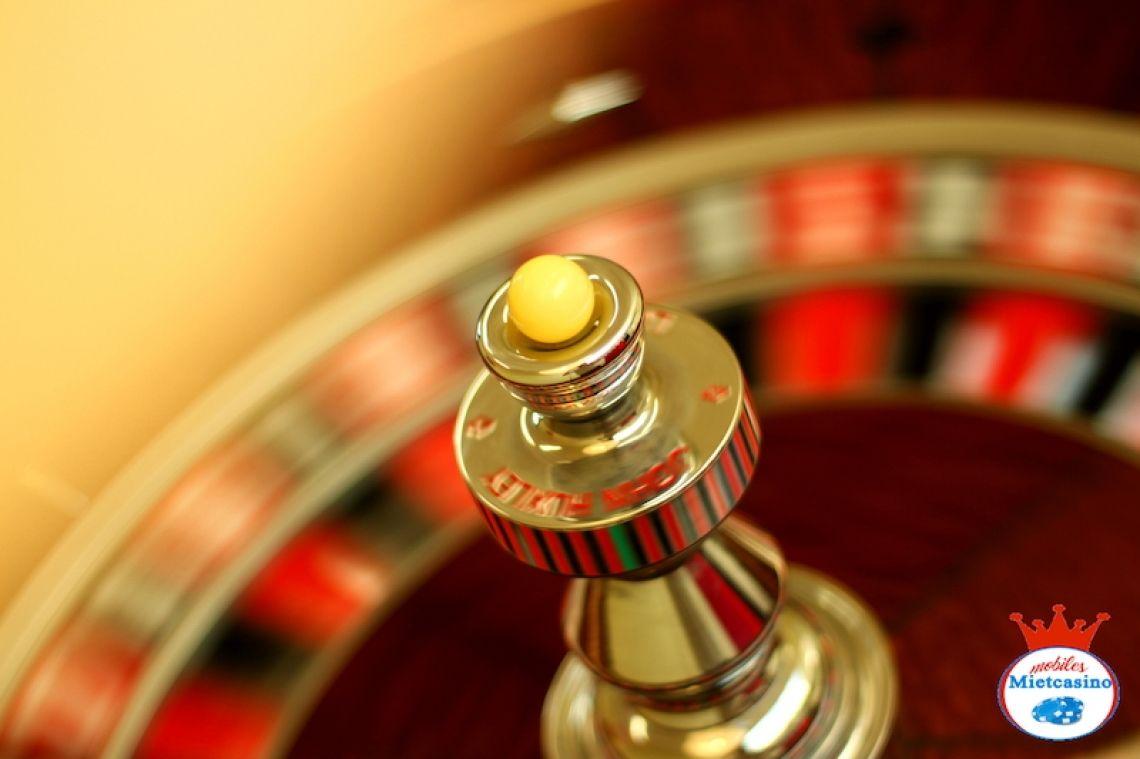 Roulette Kessel Hier sehen sie einen unserer professionellen Roulette Kessel.