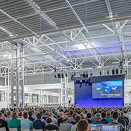 Tagung der Daimler AG 2016