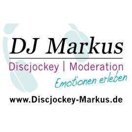 DJ Markus - Discjockey + Moderation - Ihr Profi-DJ und Moderator