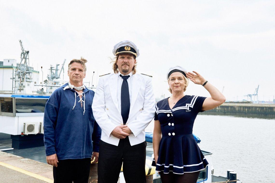 Wir gestalten Ihr Event als maritime Hafen-Gala