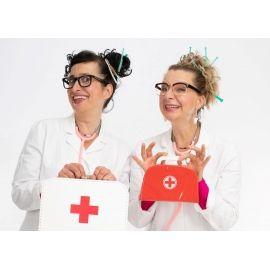 Die Steptokokken hochdosierte Medizin-Comedy