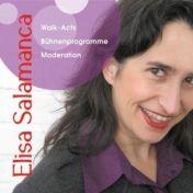 Elisa Salamanca maßgeschneiderte Walk-Acts und Bühnenpro