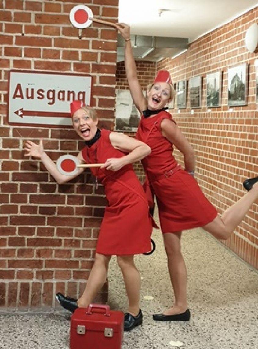 Die Comedy Stewardessen
